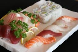 Gourmet Sushi Dinner