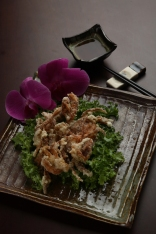 Soft Shell Crab Appetizer